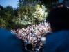 Abbasağa Parkında Gezi Parkı forumu. 25 Haziran 2013. Beşiktaş, İstanbul / Public discussion Forum at Abbasaga park in Besiktas district of Istanbul. There are the part of Gezi Forums. 25 June 2013 / Foto Araz Zeynisoy