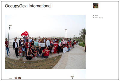 Occupy Gezi Global