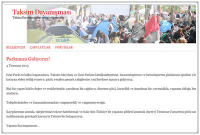Taksim Solidarity