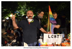 LGBT table Gezi