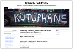 Solidarity Park Poetry