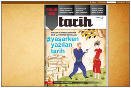 Yaşarken Yazılan Tarih (History that is being Written While Living – Turkish)
