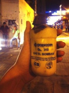 used gas canister istiklal