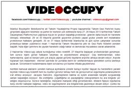 Videoccupy