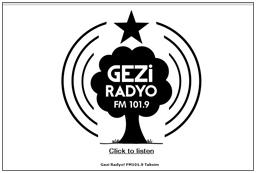 Gezi Radio