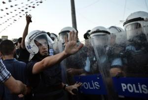 Gezi Parkı odaklı gelişmeler