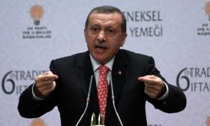 Turkish Prime Minister Tayyip Erdogan ad