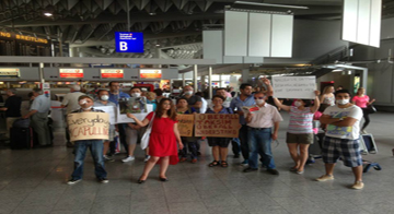 Frankfurt Havaalanı