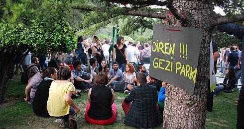 Resist - Gezi Park