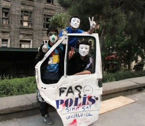 Gezi-direnisciler
