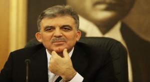 Cumhurbaþkaný Abdullah Gül