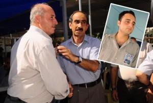 Ahmet Atakan'ın babası Ali, annesi Emsal ve ağabeyi Süleyman Atakan ile yakınları evlerinde taziyeleri kabul etti.