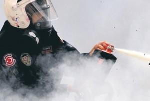 biber gazı