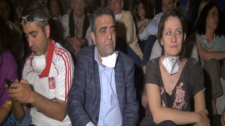 CHP'li milletvekillerinden Gezi Parký ziyareti