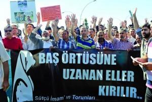 ODTÜ'de başörtülü öğrencilere sözlü saldırı