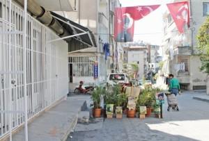 Abdullah Cömert in öldürüldüğü noktada Gezi de öldürülen tüm gençlerin hatırası yaşatılıyor.