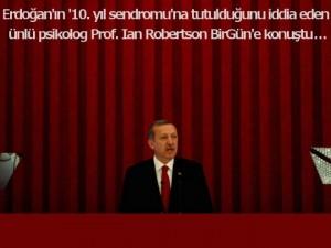 Erdogan onuncu yil sendromu