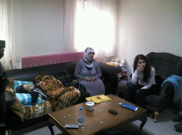 Gökhan Aktaş'ın ailesi