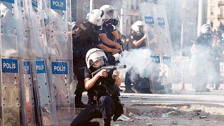 polis-gaz