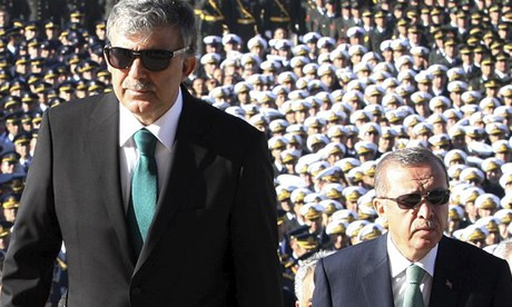 Abdullah Gul hints at battle for Turkish presidency