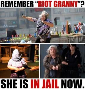 Riot Granny