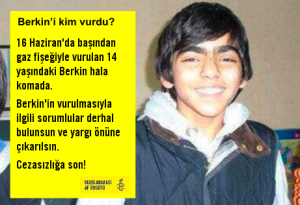 Berkin Amnesty International