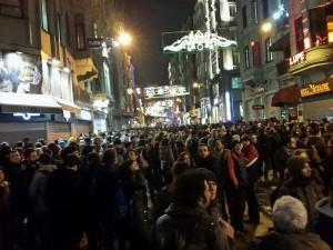 Istanbul - Istiklal Caddesi