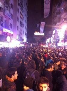 Izmir - Kibris Sehitleri Caddesi