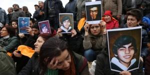Trauer in Ankara nach dem Tod von Berkin Elvan.  Bild: ap
