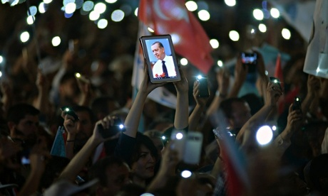Recep Tayyip Erdogan Wins The Presidential Election In Turkey